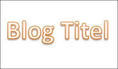 blog-titel
