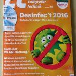 CT Magazin 28.05.2016 Heft 12 kaufen