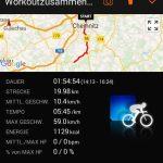 Radtour von Chemnitz nach Thalheim