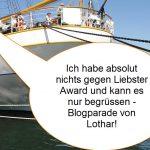 Was ist am Liebster Award Award?