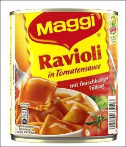 Ravioli in Tomatensauce von Maggi bei Amazon online kaufen