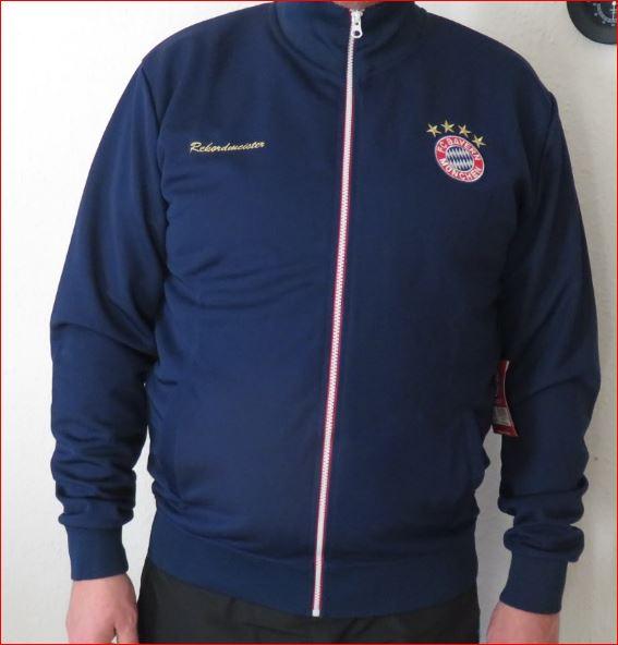 Fac Bayern München Jacke für Männer - Größe XL