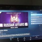 Russian Affairs – neue Amazon Serie