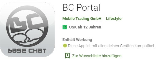 Nummer base chat aktuelle BaseChat