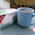 Johanniskraut Tee gegen Reizbarkeit bei Colitis Ulcerosa