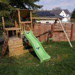 Den perfekten Garten für Kinder gestalten